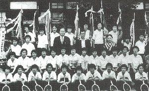 1934年軟式庭球部